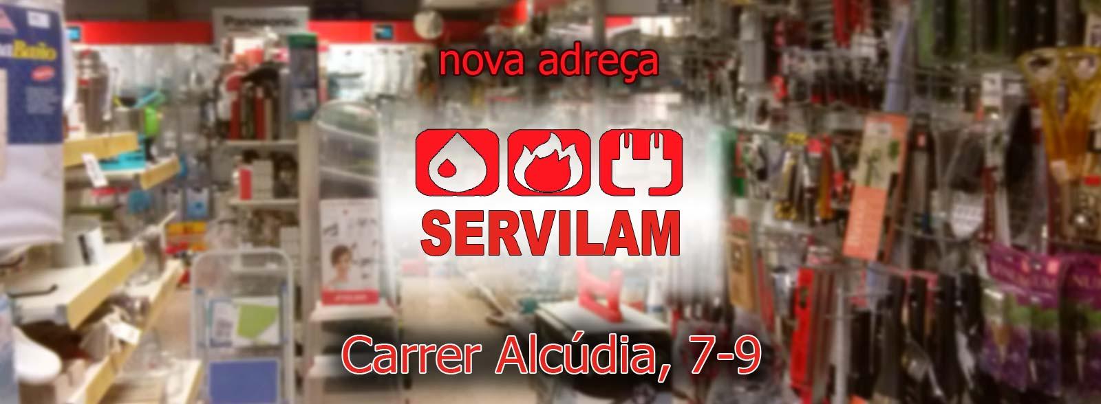 logotipo de SERVICIO LAMPISTERIA SA